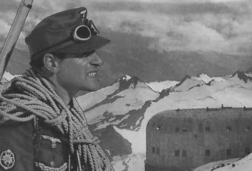 Что фашисты делали на Эльбрусе?