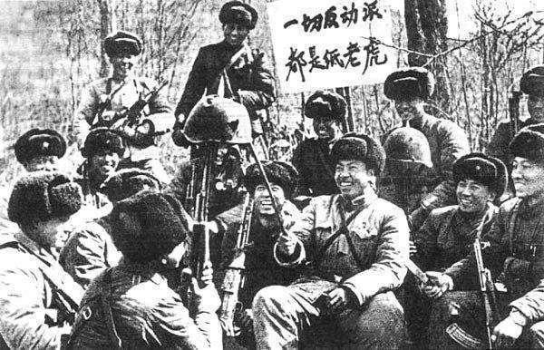 Зачем Китай пошёл войной на СССР в 1969 году