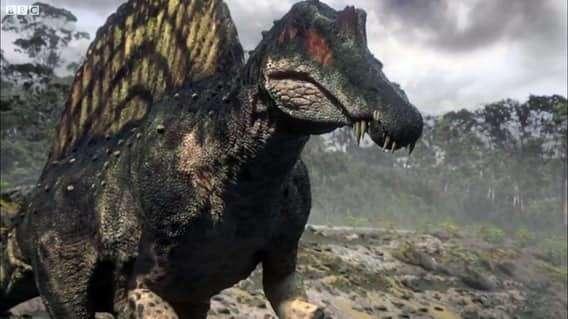 Самые жуткие динозавры, жившие на Земле