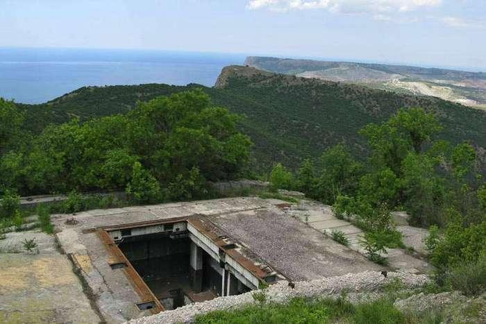 В Крыму восстановлен шахтный береговой ракетный комплекс