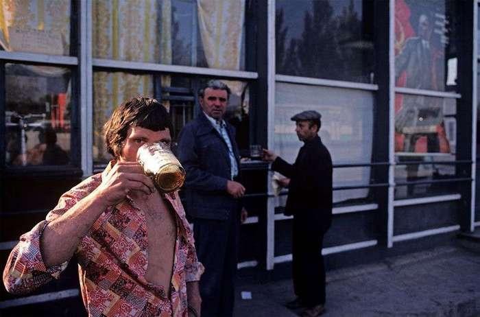 Советская Одесса глазами британского фотографа Йена Берри