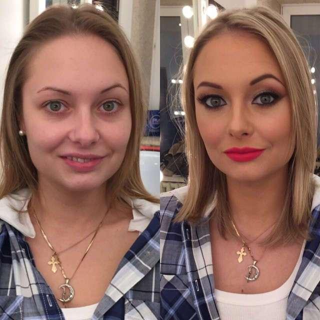 Никогда не доверяй женщине с макияжем: 30 ошеломляющих работ российских визажистов