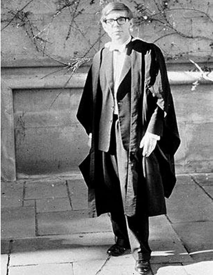 15 интересных фактов о Стивене Хокинге