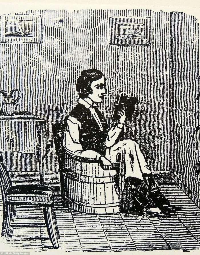 Викторианские представления о сексе —смеяться или плакать?