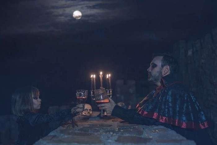 Семейная фотосессия на Хэллоуин? Семья фотографа говорит
