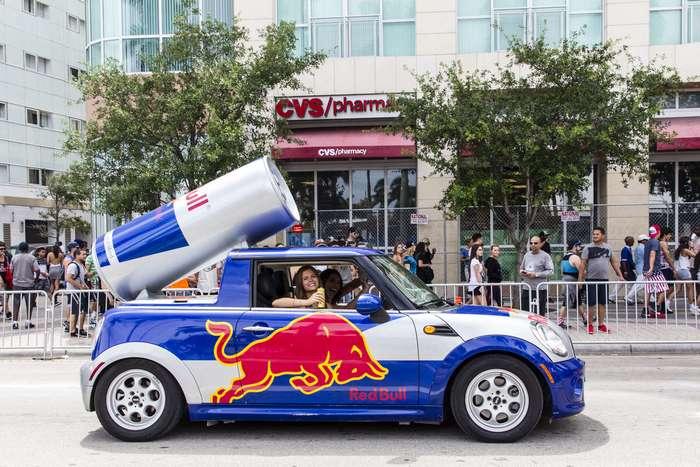 История империи Red Bull