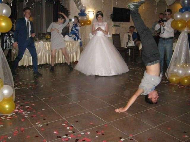 Свадебные угары