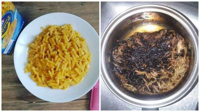 15 самых смешных примеров того, что бывает, когда на кухне появляются студенты