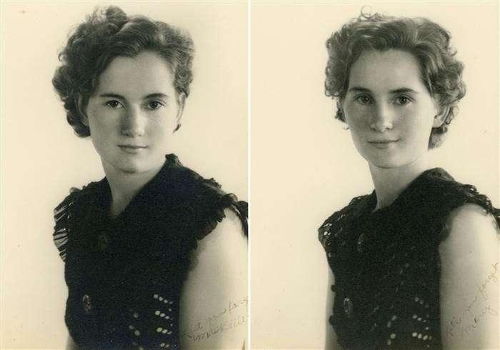 Близнецы, справившие вместе 100-летний день рождения: