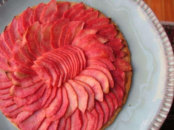 Удивительный сорт яблок