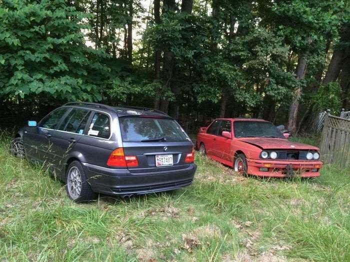 Вторая жизнь - BMW E30 M3