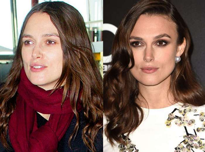 13 знаменитостей, которые отлично выглядят без макияжа
