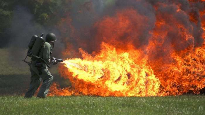 Адское пламя: Огонь на поражение