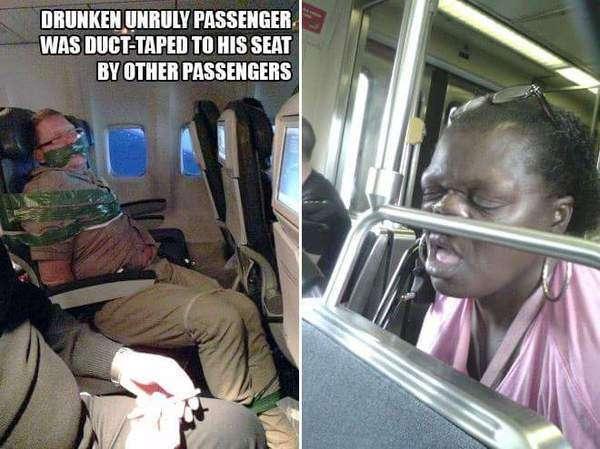 Красоты общественного транспорта