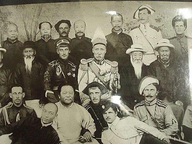 Атаман Анненков: