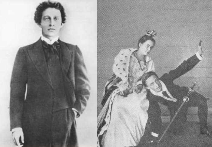 Александр Блок и Любовь Менделеева: странный семейный союз, в котором третий не был лишним