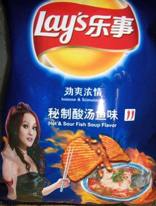 Странные вкусы привычных продуктов