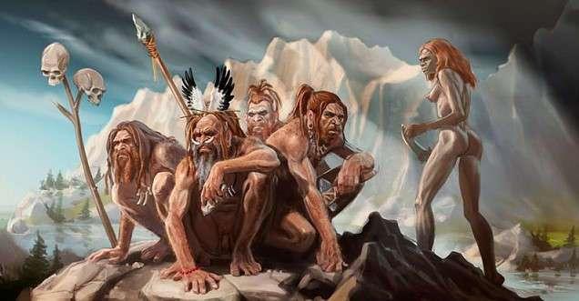 Увлекательные теории о вымирание неандертальцев