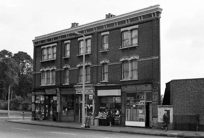 Лондон в 1967