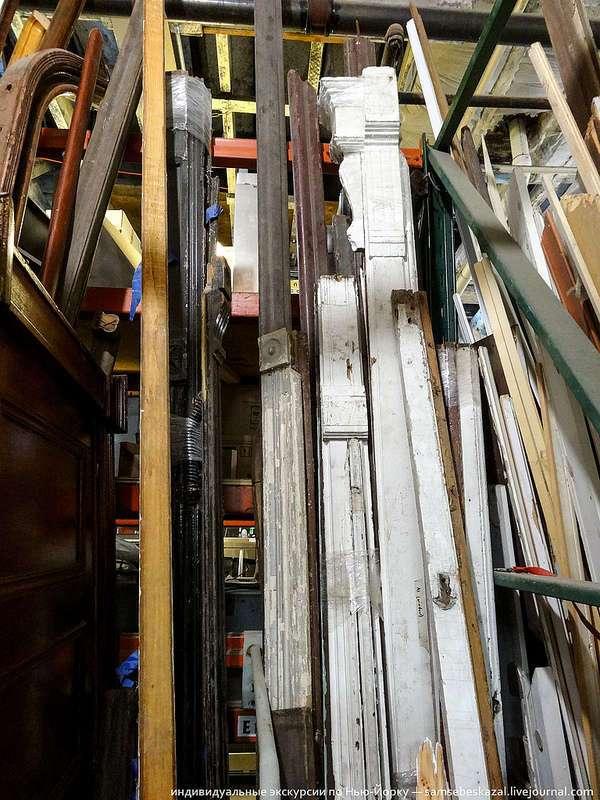 Как в США продают бэушные строительные товары