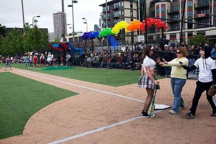 Удивительные спортивные состязания мира