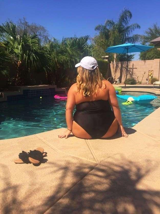 Средняя американка носит 54-й размер одежды - и гордится этим!