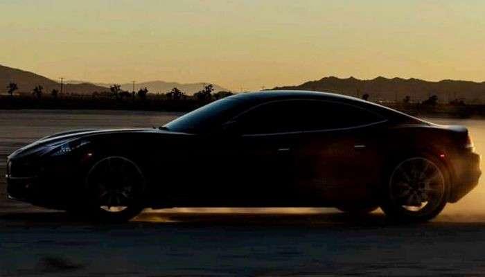 Новый спортивный гибрид Revero с солнечными панелями на крыше