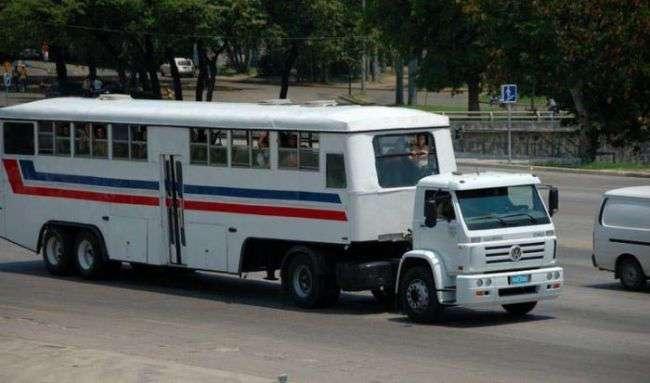 Кубинский общественный транспорт