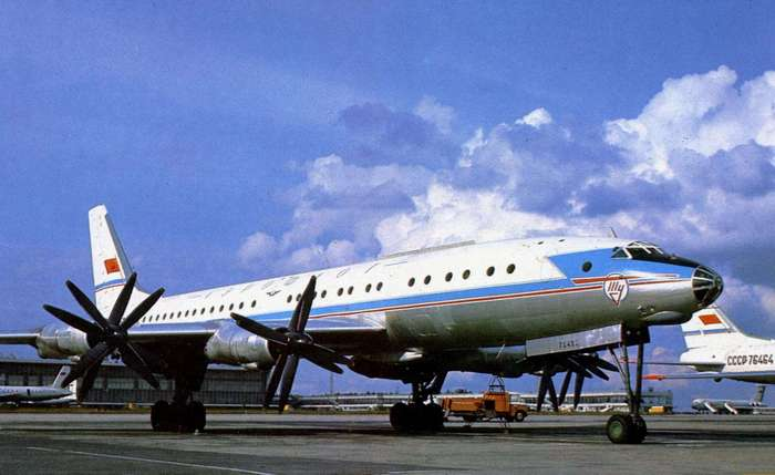 Ту-114: Император воздушного океана