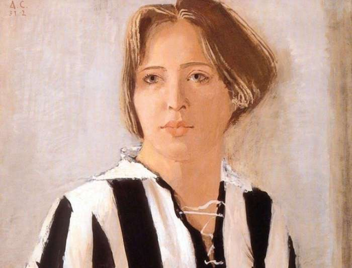 Советская Джоконда: как «Девушка в футболке» художника Самохвалова покорила Париж