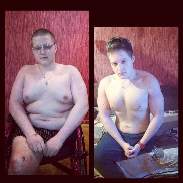Сергей Кутовой: «Потерял ногу, но не потерял себя»