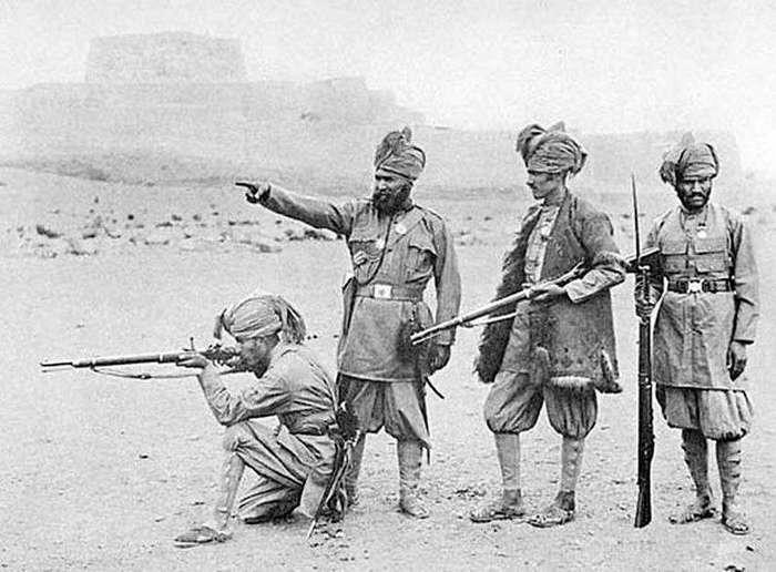 Курьез военной истории