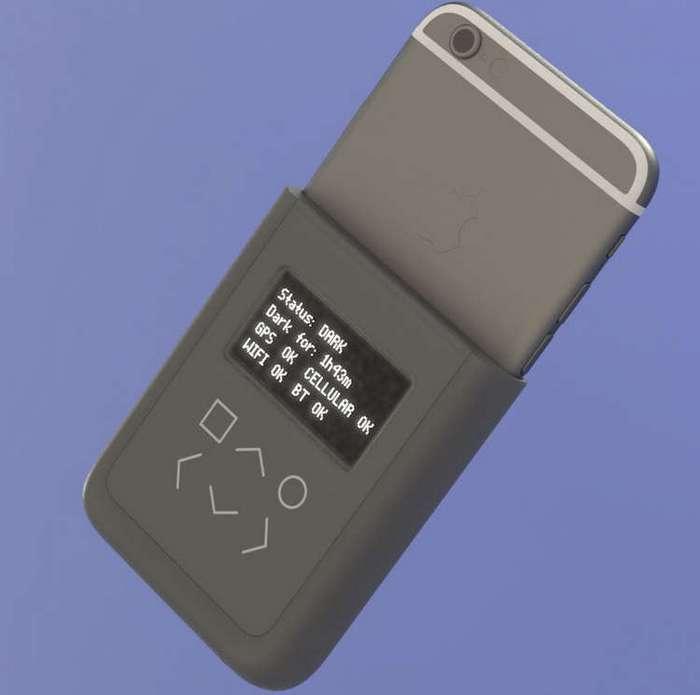 Сноуден разработал чехол для смартфона с защитой от слежки