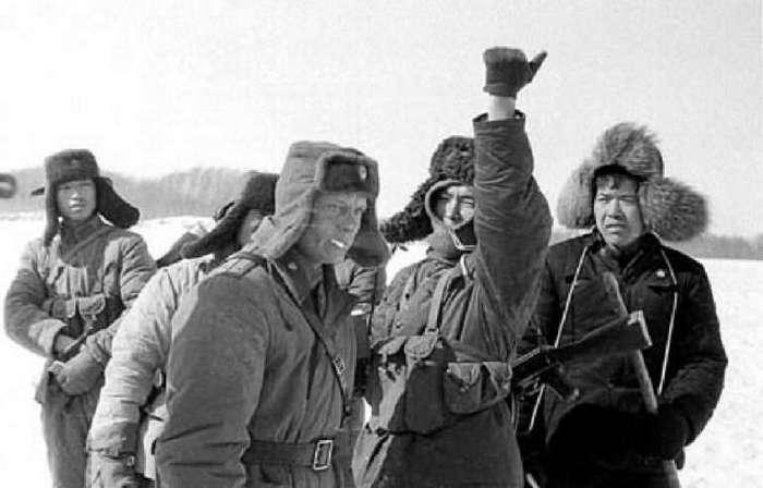 Битва за Даманский: Китай против СССР