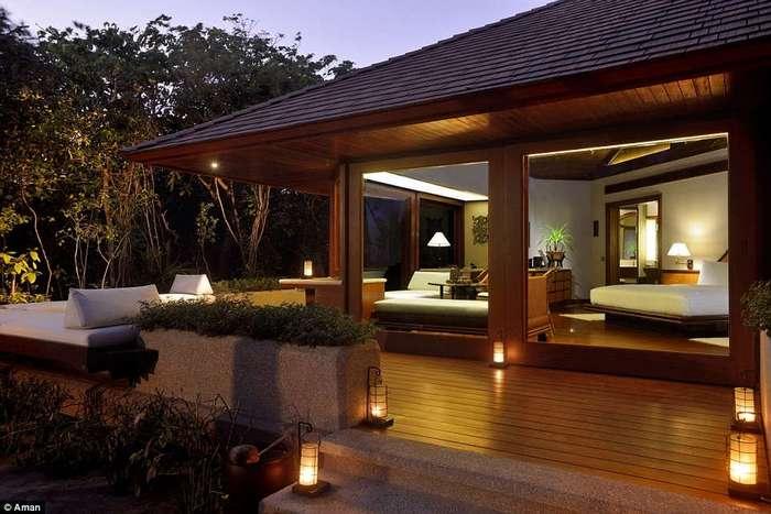 Рай на Земле: самый роскошный курортный остров, где отдыхали Брэд Питт и Бейонсе