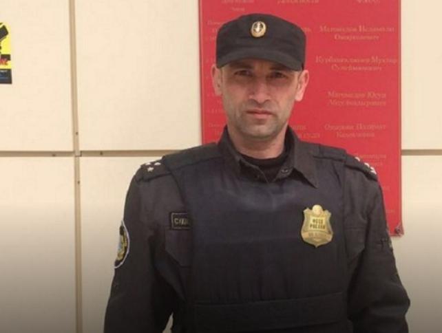 В Дагестане судебный пристав спас от пожара 100 детей