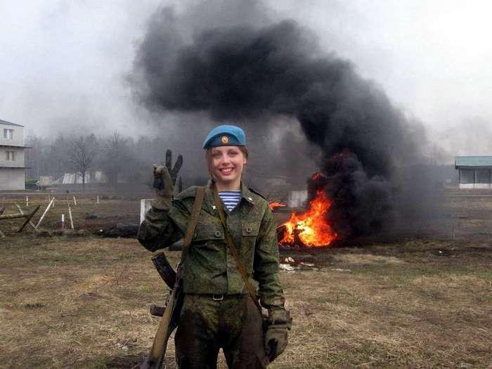 Русское девушка в отдыхе 19 фотография