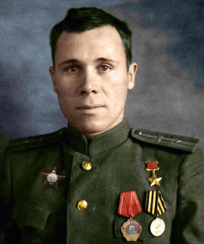 311 немцев в одном бою