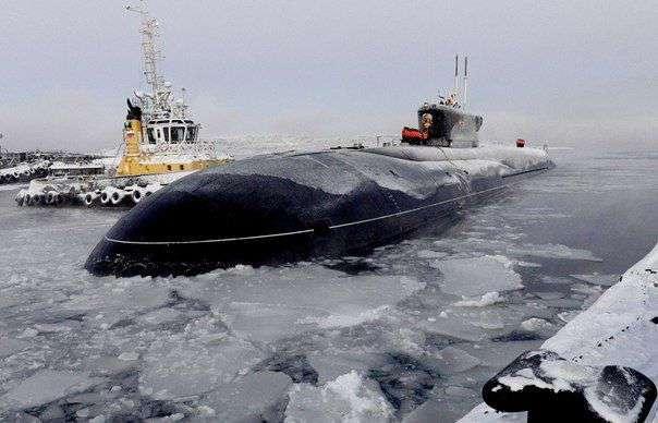 Welt: Россия планирует испытать «оружие возмездия» в Арктике.