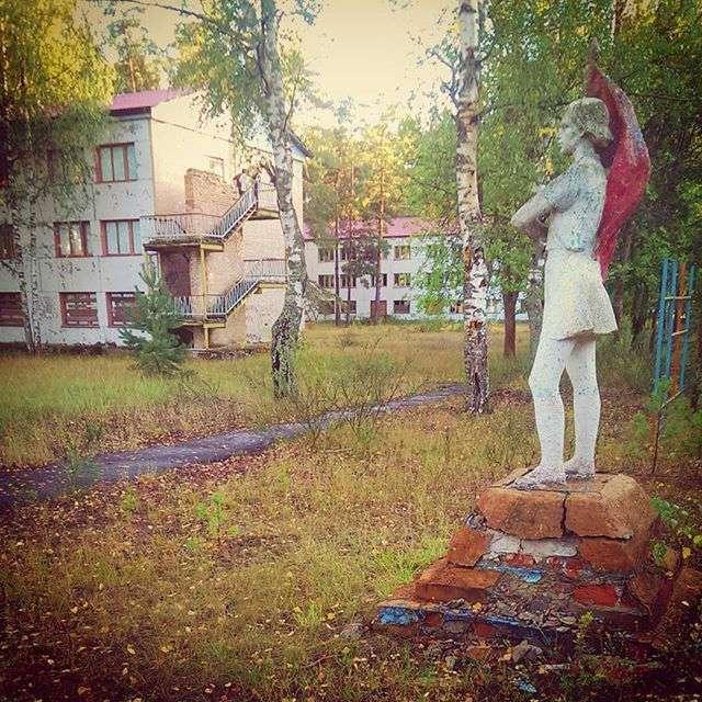 Заброшенные пионерские лагеря, на которых давно поставили крест
