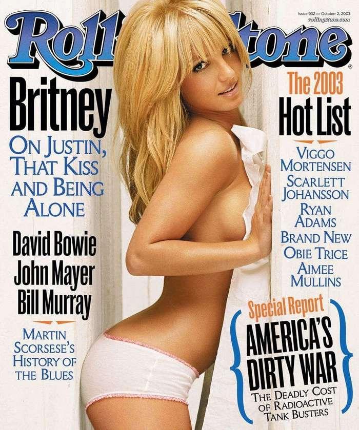 15 самых откровенных обложек в истории журнала Rolling Stone