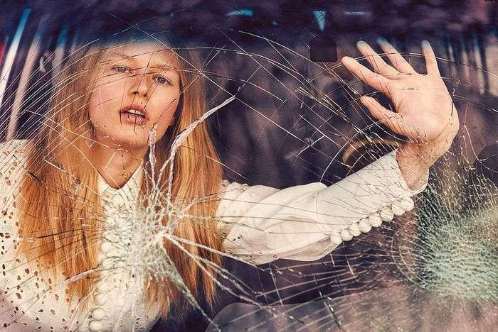Анна Эверс — Фотосессия для «W» 2016