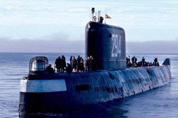 Оставляющая вдов. История самой известной подводной лодки СССР