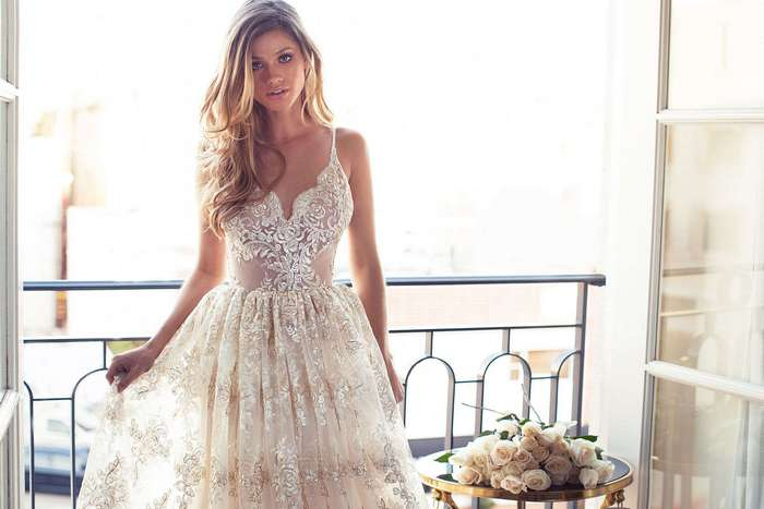 Свадебные платья Lurelly 2016