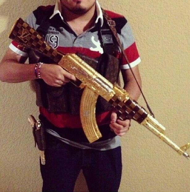 Чем хвастаются дети наркобаронов в Инстаграме