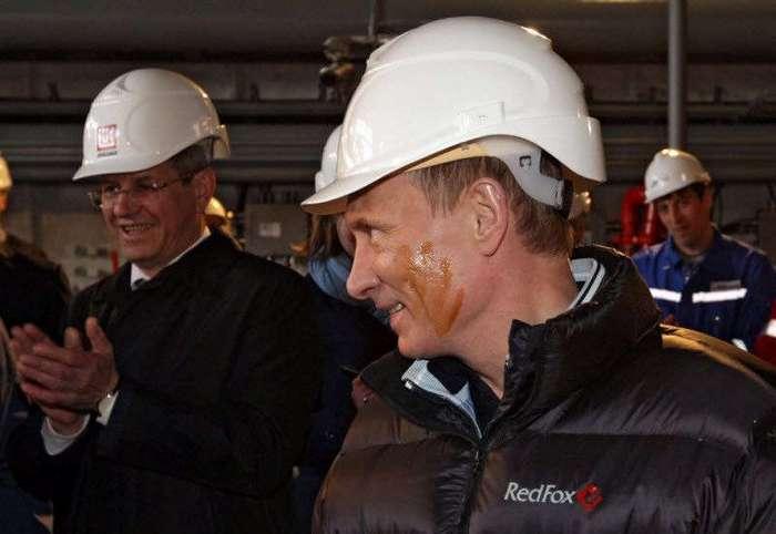 Путин глазами зарубежных СМИ