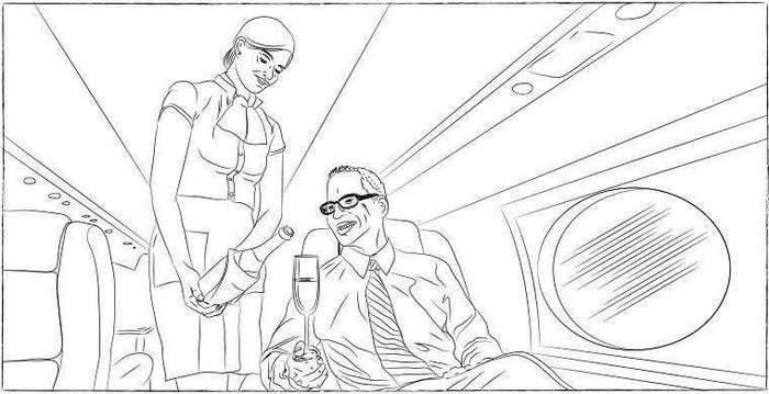 Откровенное интервью стюардессы