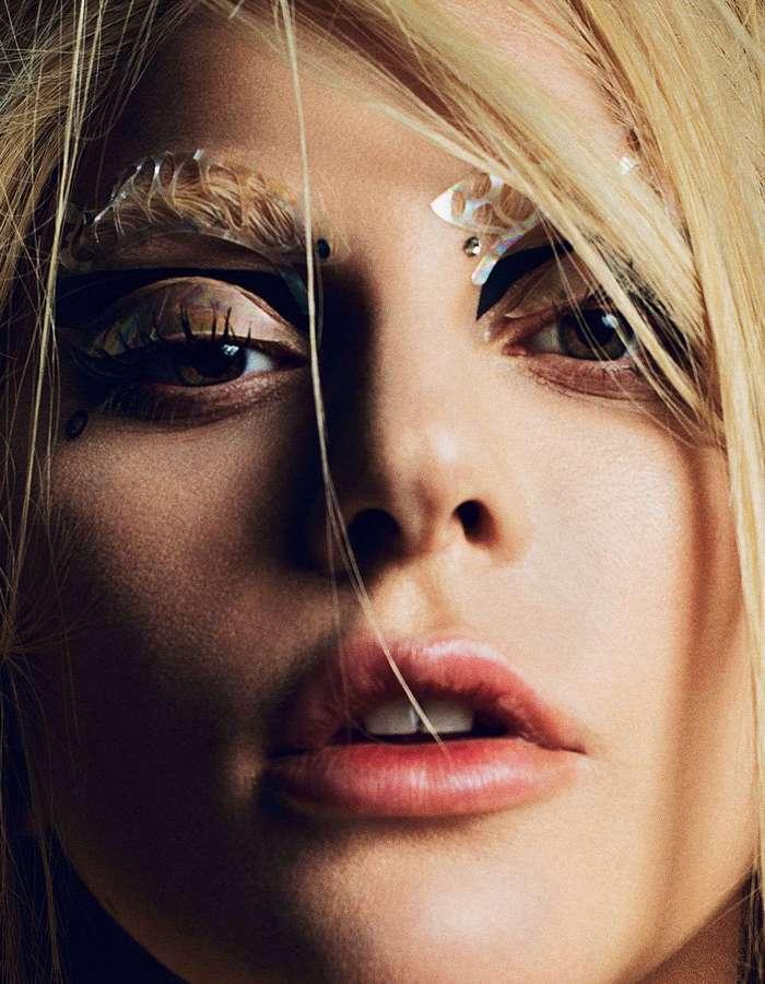 Леди Гага (Lady Gaga) в фотосессии «Billboard»