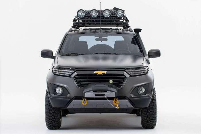 Внедорожник за 11 миллиардов: что мешает Chevrolet Niva пойти в серию