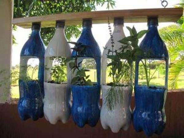 Пластиковые бутылки и изделие из них своими руками 211